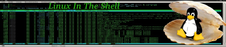 Linux In The Shell